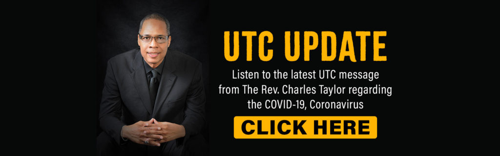 The latest UTC updates banner