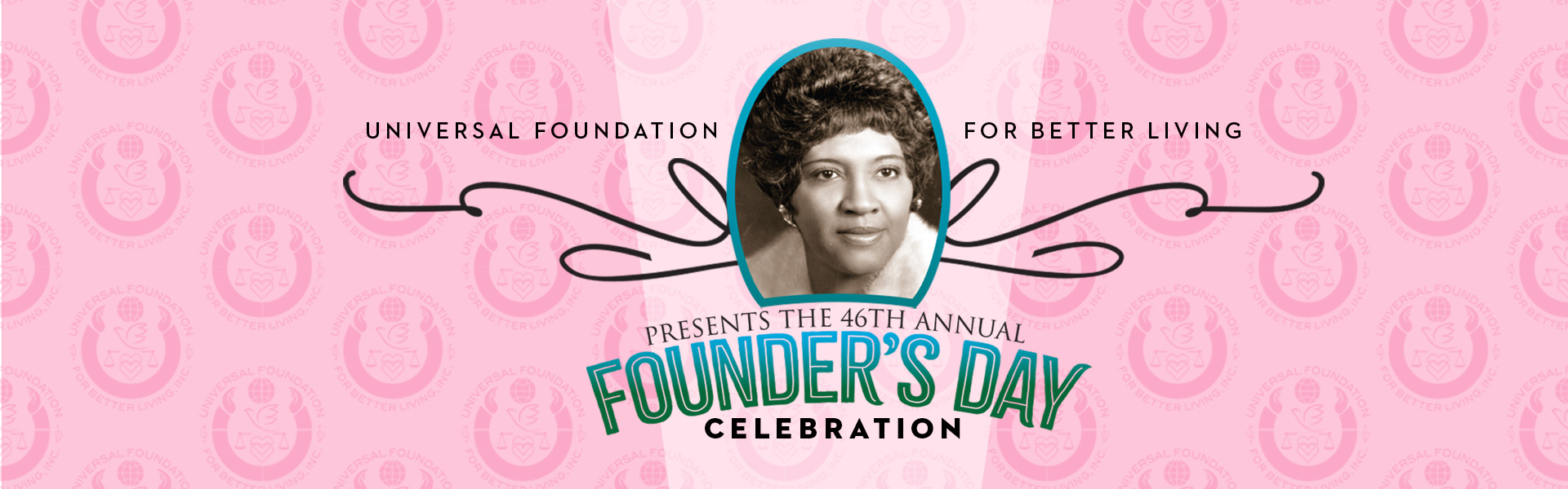 Founder's Day banner