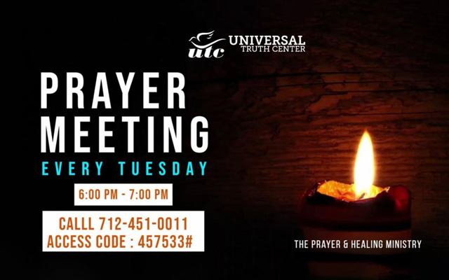 2020-21 Prayer Meetings