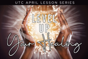 Level up your healing
